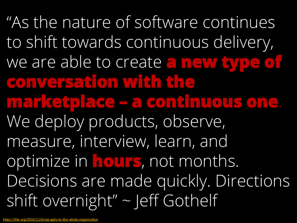 """As the nature of software continues to shift t..."