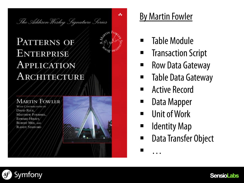 By Martin Fowler § Table Module § Transacti...
