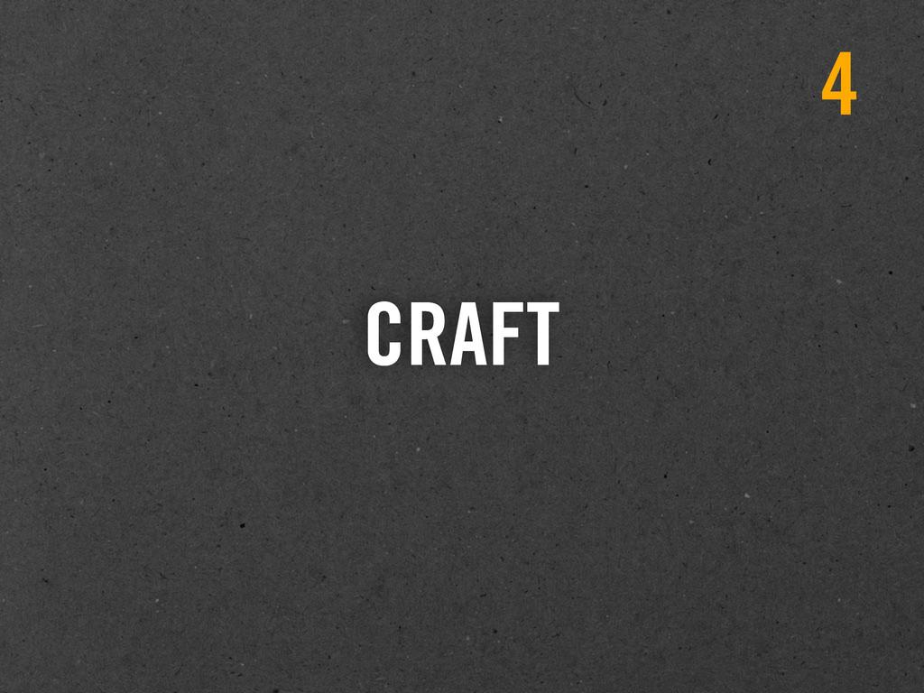 CRAFT 4
