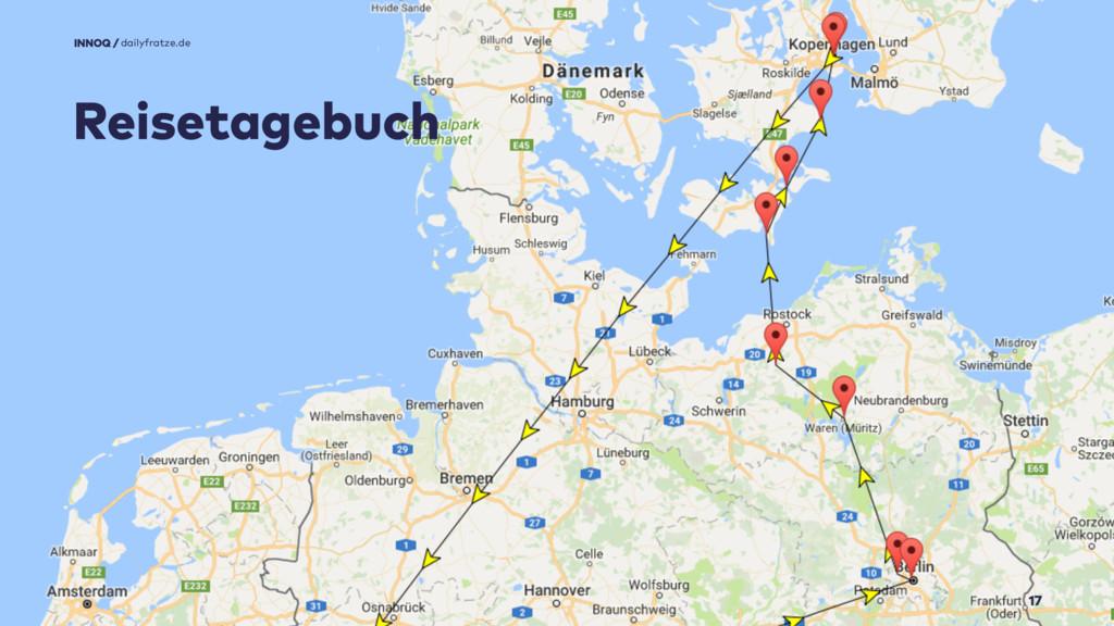 17 Reisetagebuch dailyfratze.de