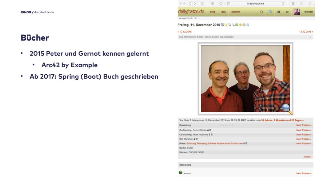 23 dailyfratze.de Bücher • 2015 Peter und Gerno...