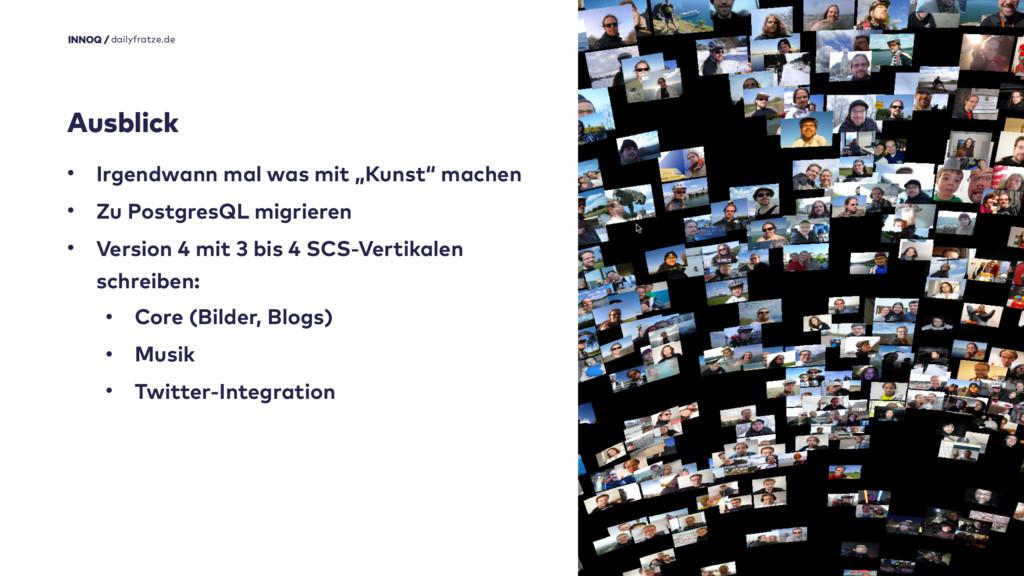 24 dailyfratze.de Ausblick • Irgendwann mal was...