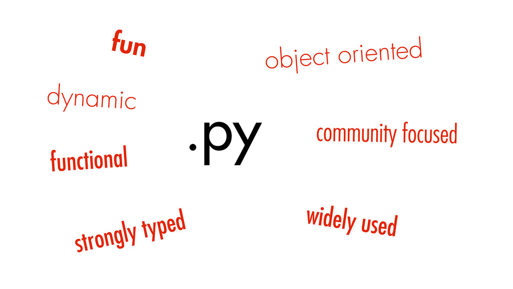 strongly typed object oriented functional widel...