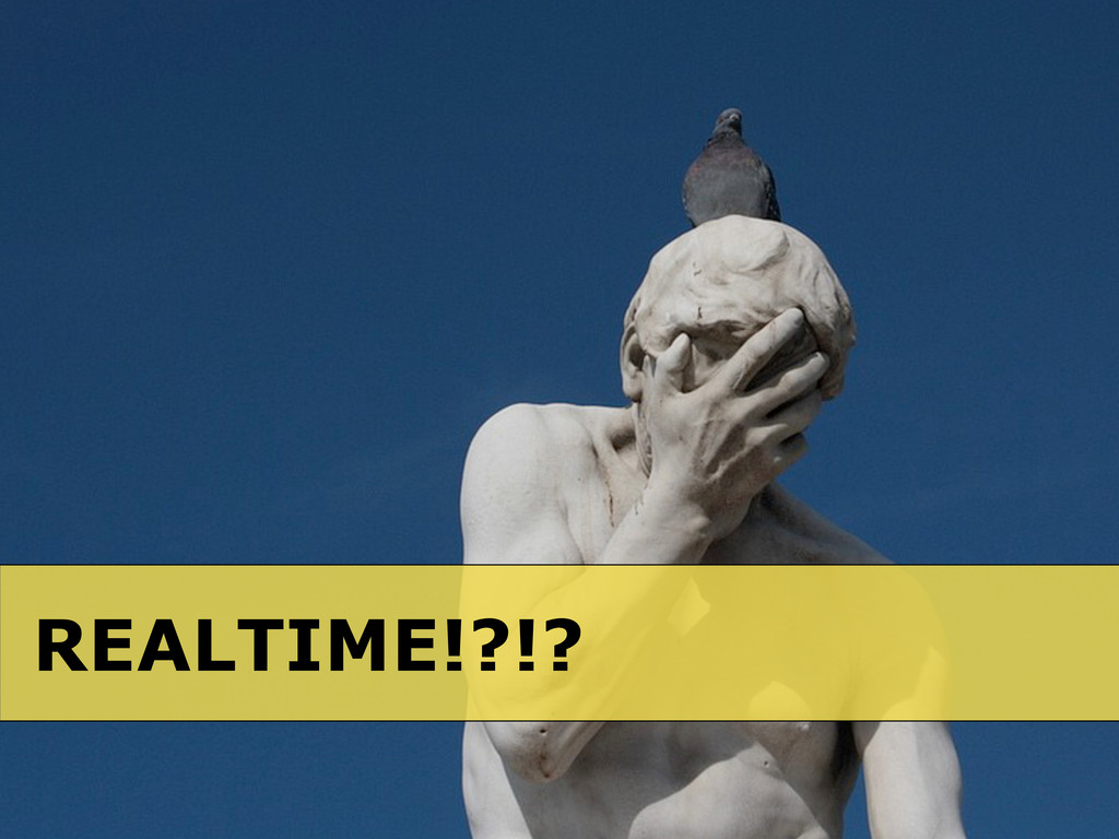 REALTIME!?!?