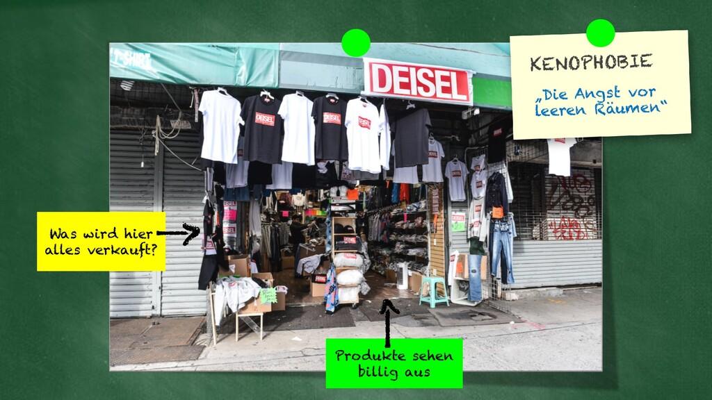 Was wird hier alles verkauft? | > Produkte sehe...