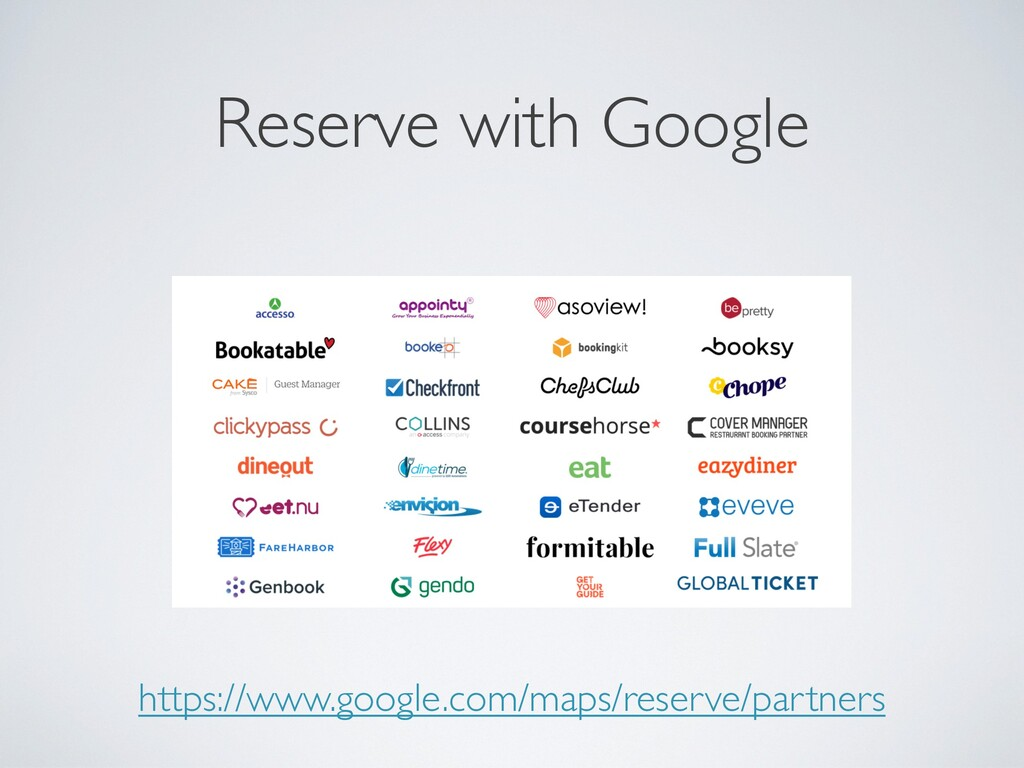 Reserve with Google https://www.google.com/maps...