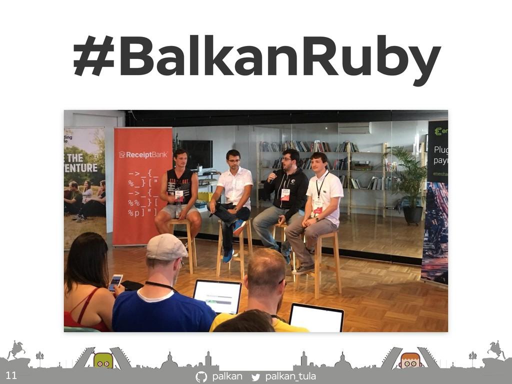palkan_tula palkan #BalkanRuby 11
