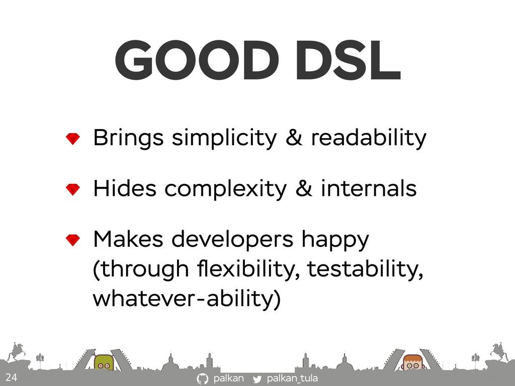 palkan_tula palkan GOOD DSL 24 Brings simplicit...