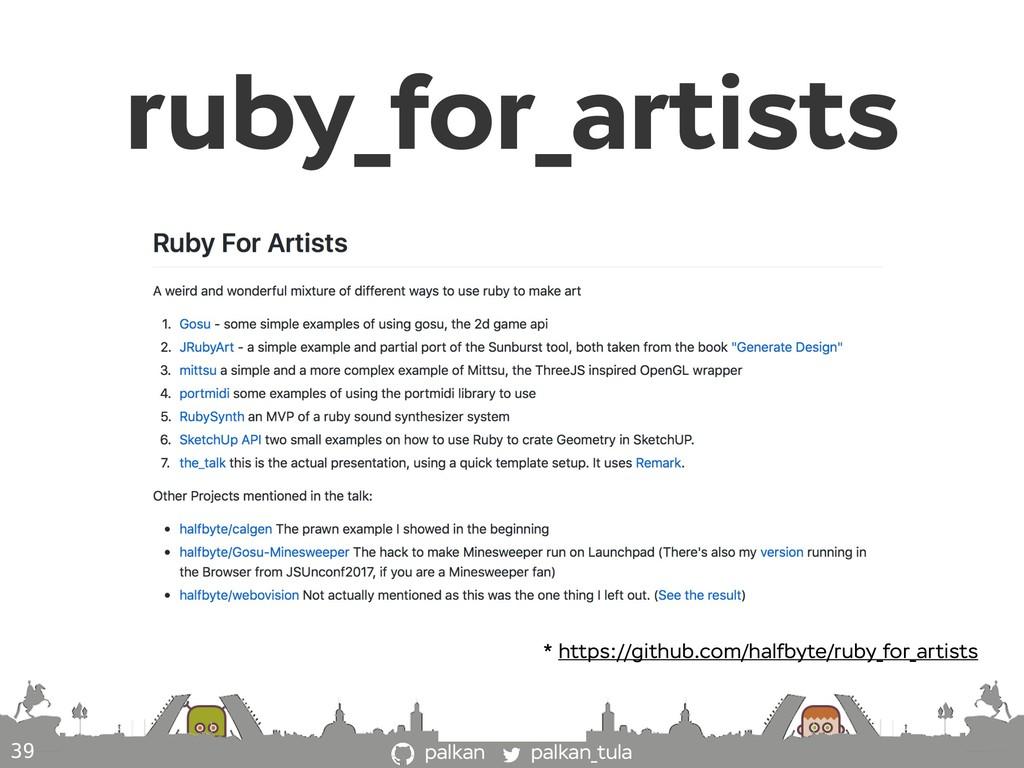 palkan_tula palkan ruby_for_artists 39 * https:...