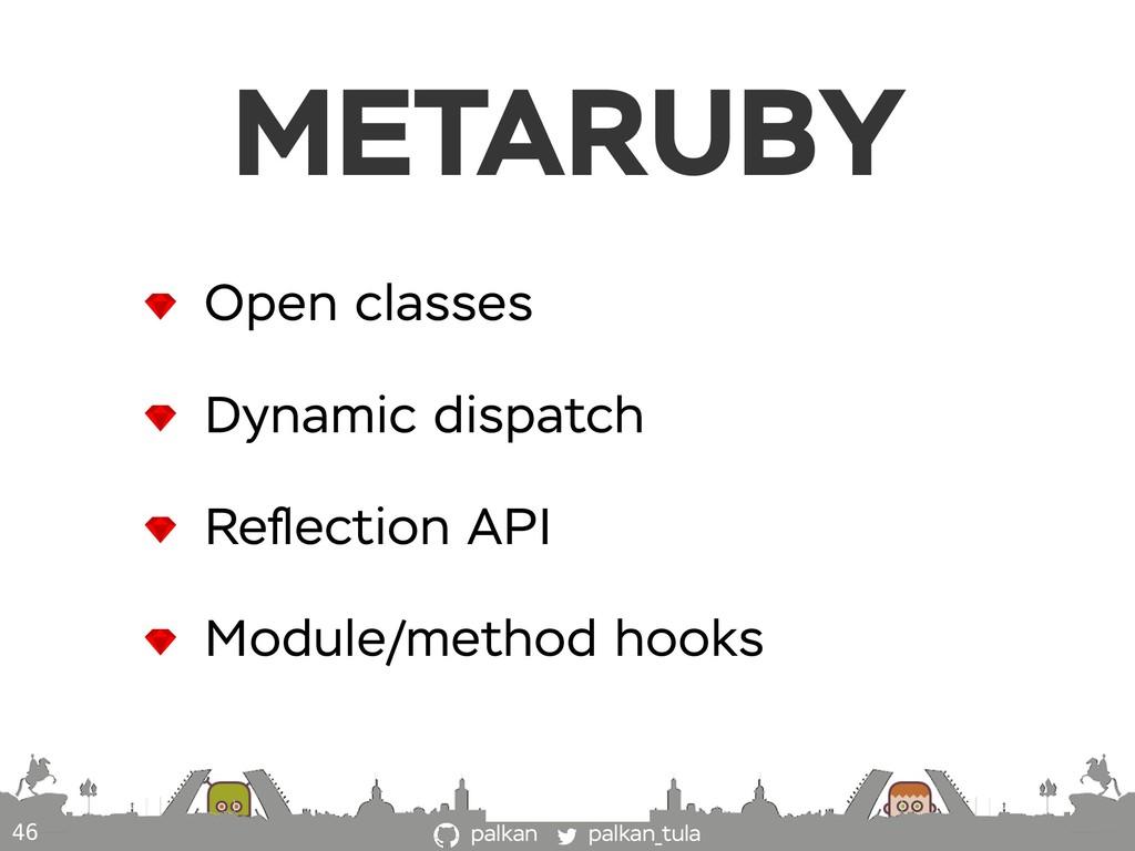 palkan_tula palkan METARUBY 46 Open classes Dyn...