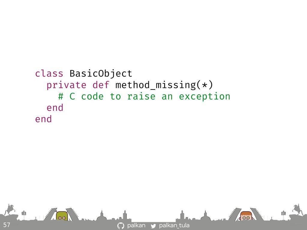 palkan_tula palkan 57 class BasicObject private...