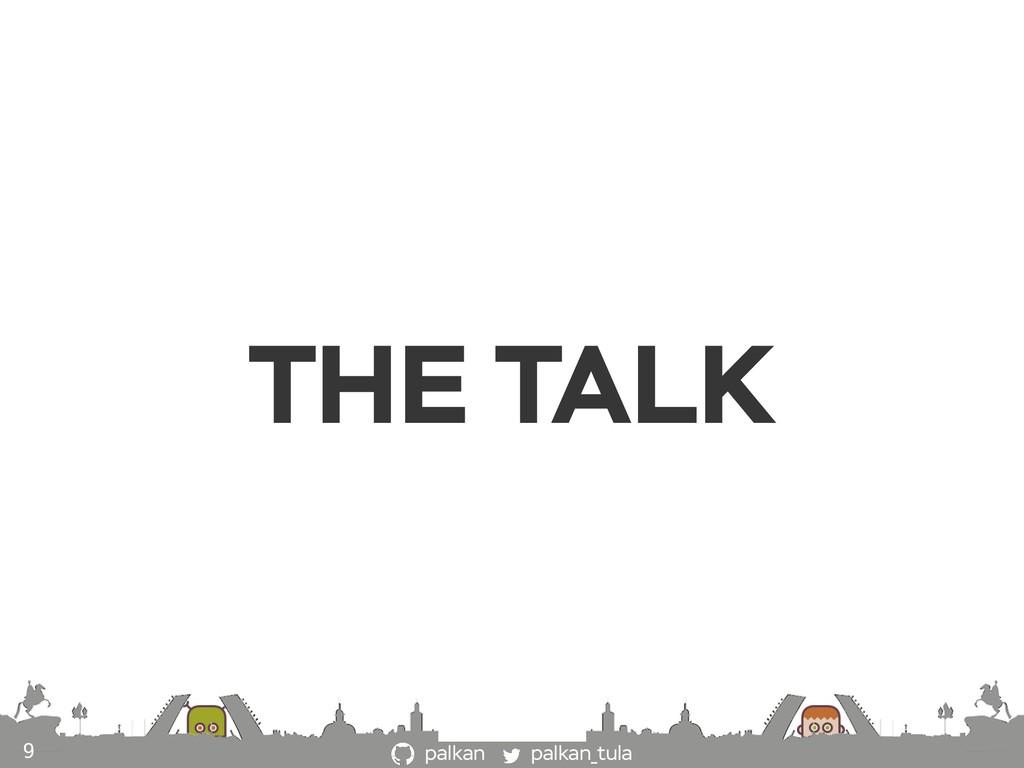 palkan_tula palkan THE TALK 9