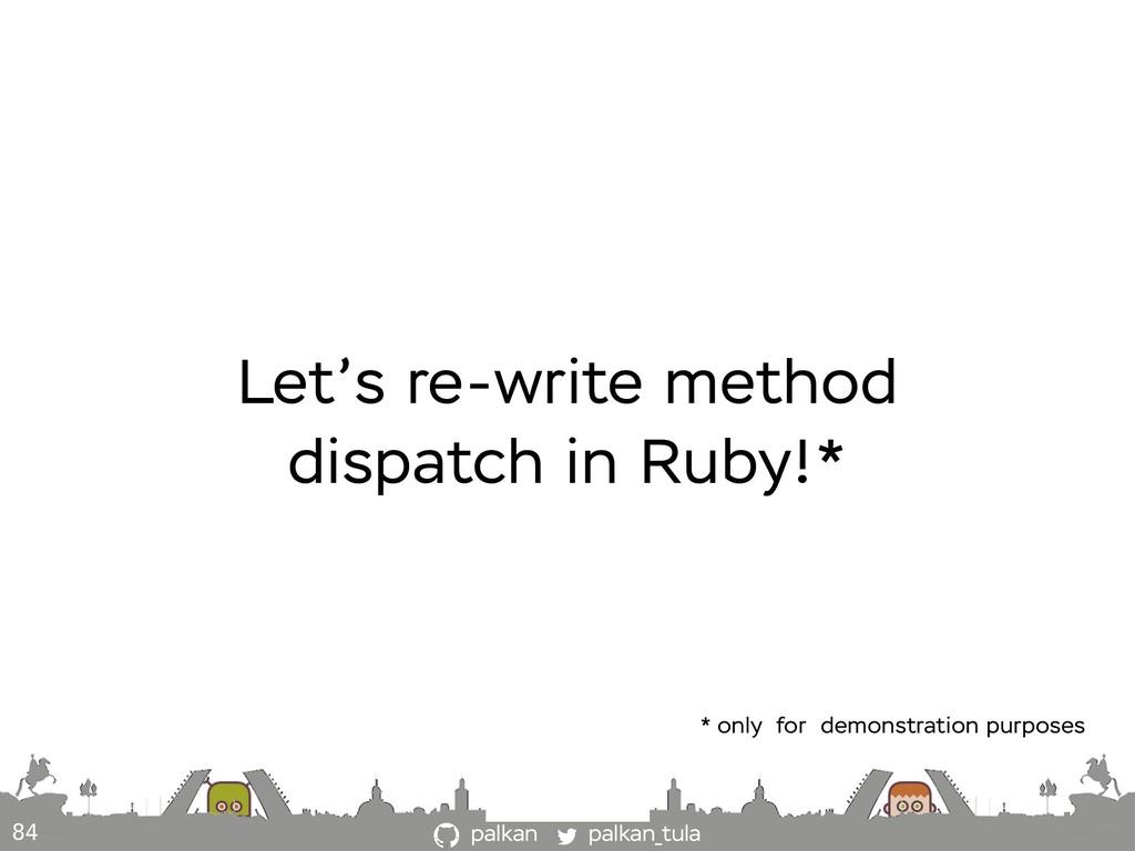 palkan_tula palkan 84 Let's re-write method dis...