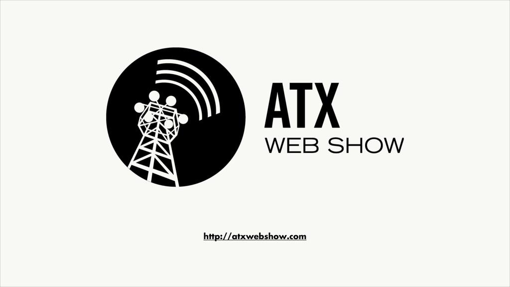 http://atxwebshow.com