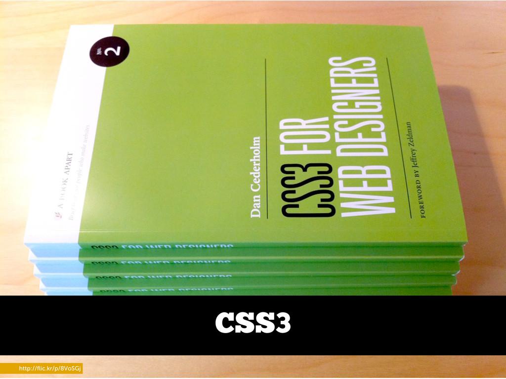 http://flic.kr/p/8VoSGj CSS3