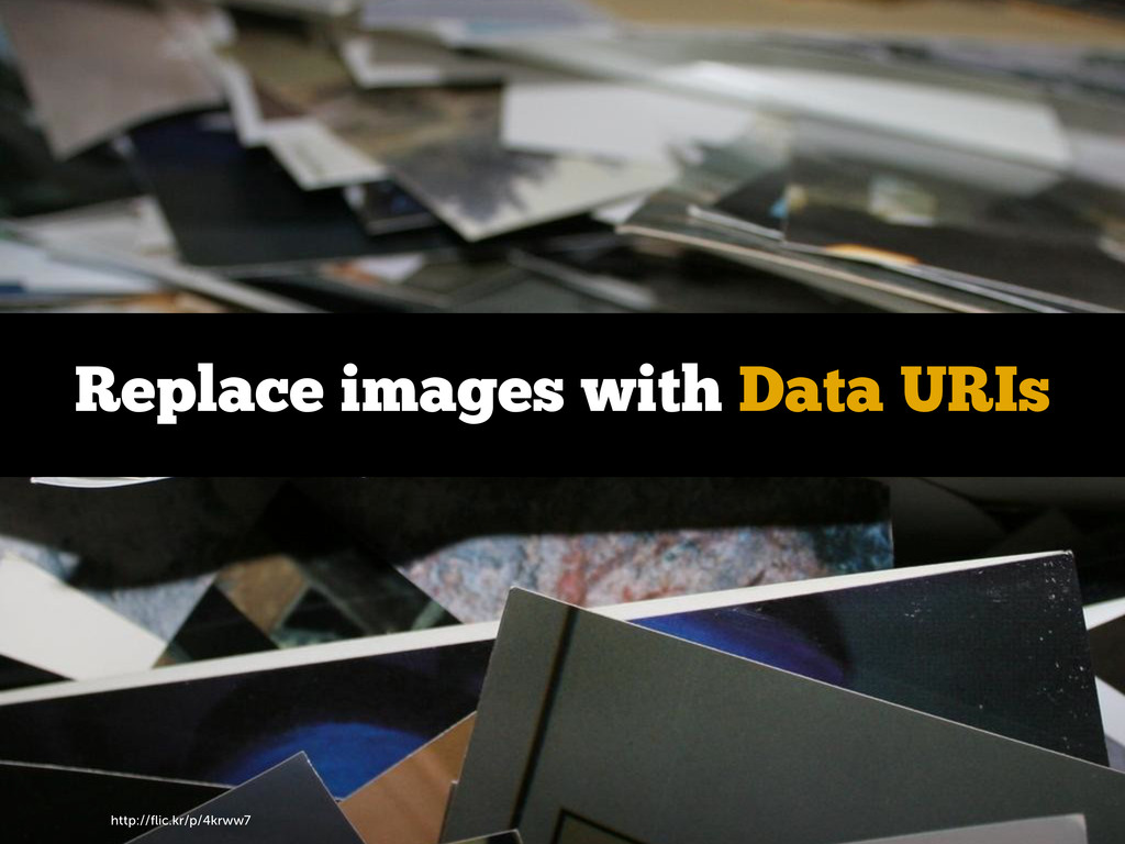 http://flic.kr/p/4krww7 Replace images with Data...