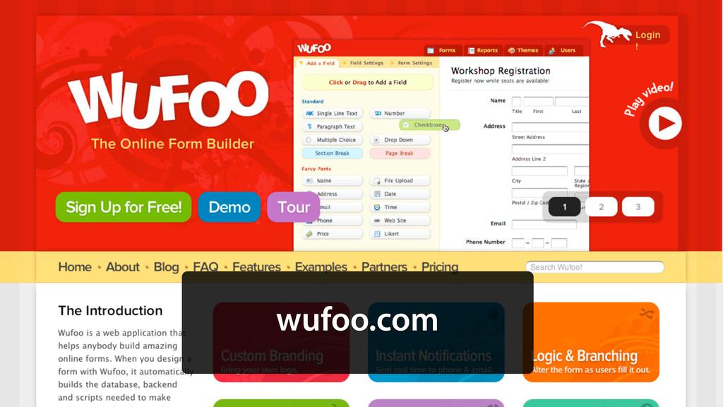 wufoo.com wufoo.com