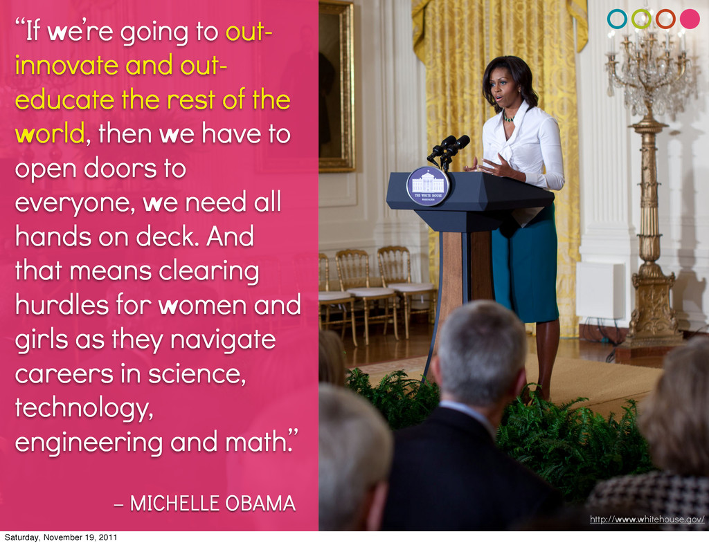 "http://www.whitehouse.gov/ ""If we're going to o..."