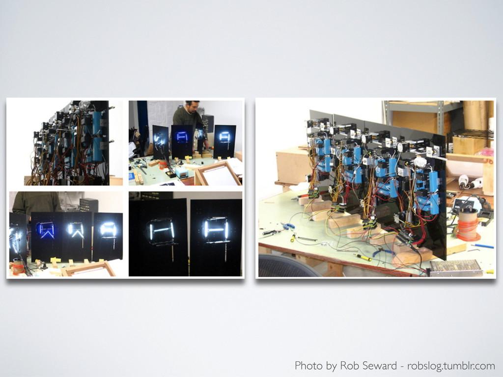 Photo by Rob Seward - robslog.tumblr.com