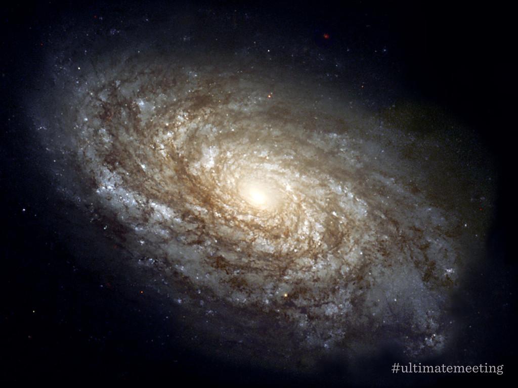 List item THE UNIVERSE #ultimatemeeting