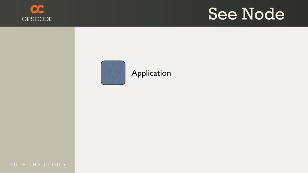 Application See Node