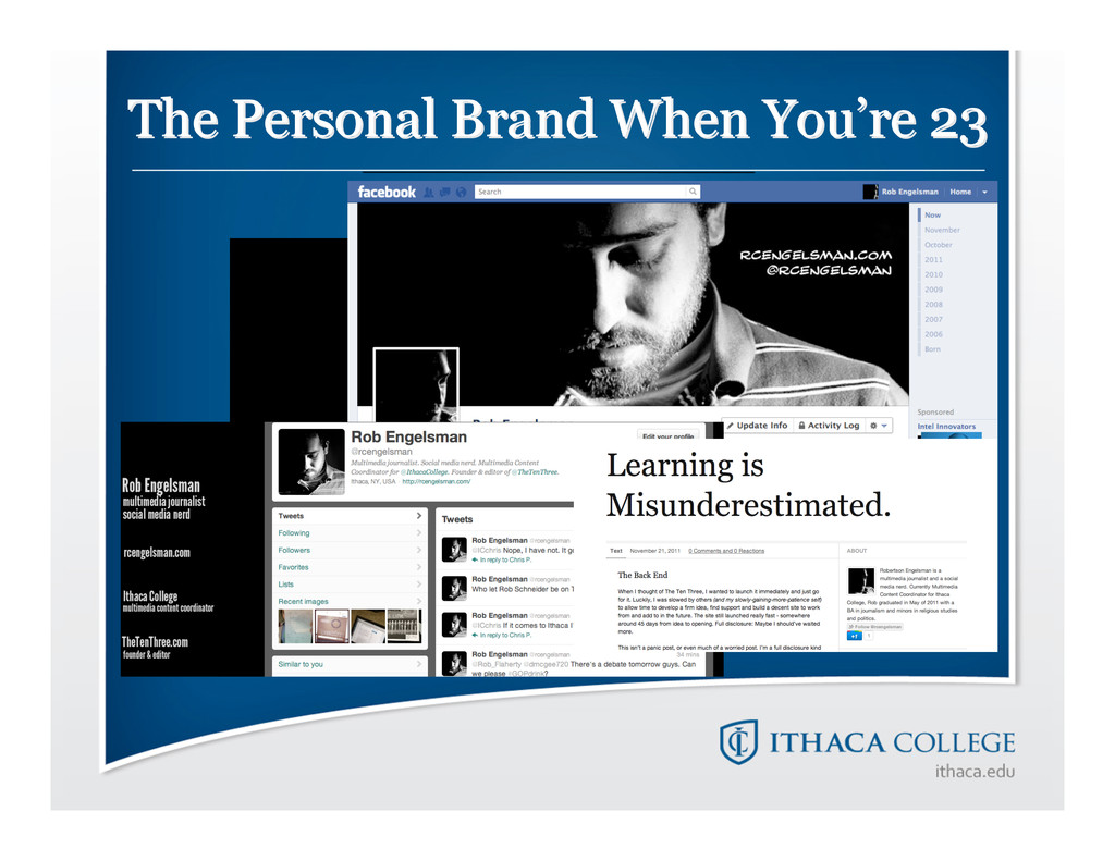 The Personal Brand When You The Personal Brand ...