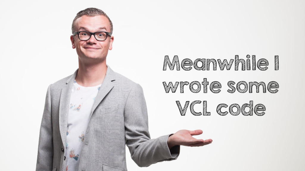 Meanwhile I wrote some VCL code