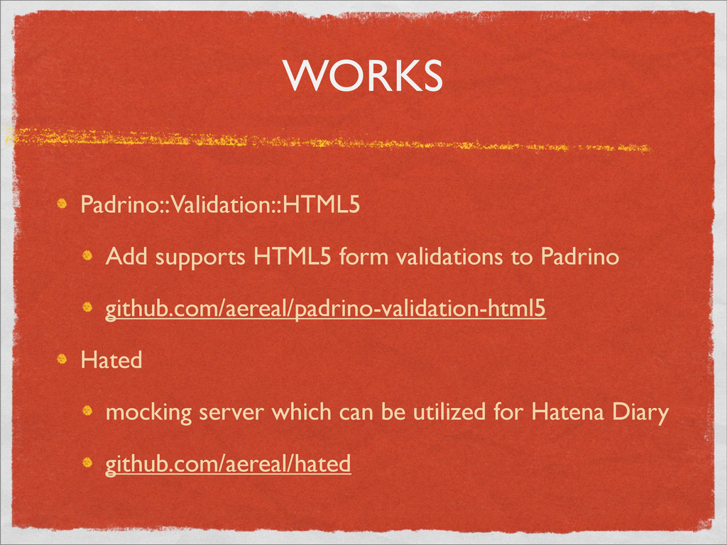 WORKS Padrino::Validation::HTML5 Add supports H...