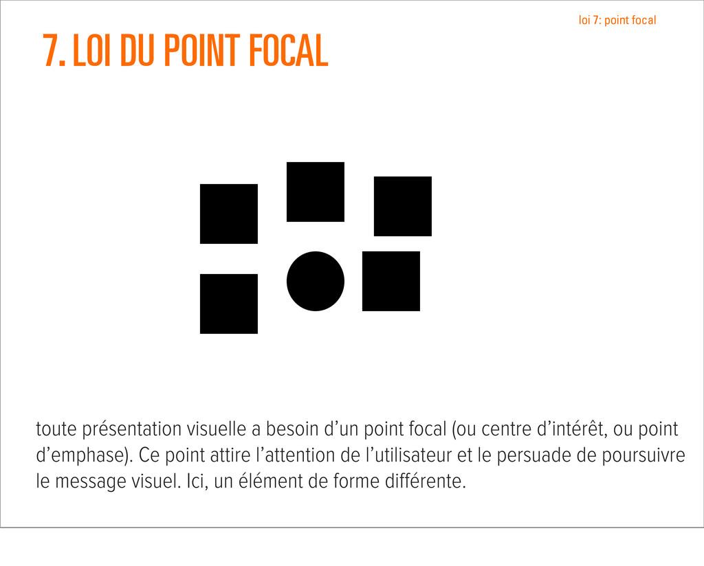 104 toute présentation visuelle a besoin d'un p...