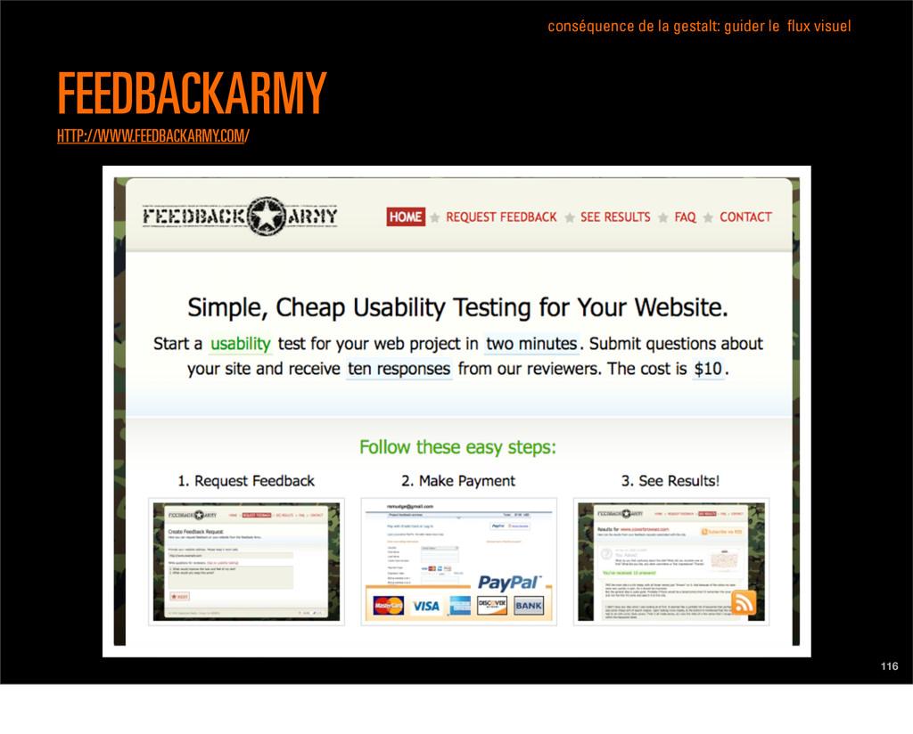 116 FEEDBACKARMY HTTP://WWW.FEEDBACKARMY.COM/ c...