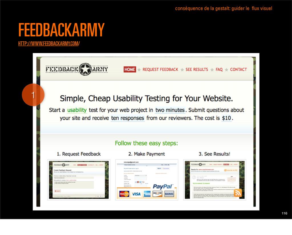 1 116 FEEDBACKARMY HTTP://WWW.FEEDBACKARMY.COM/...