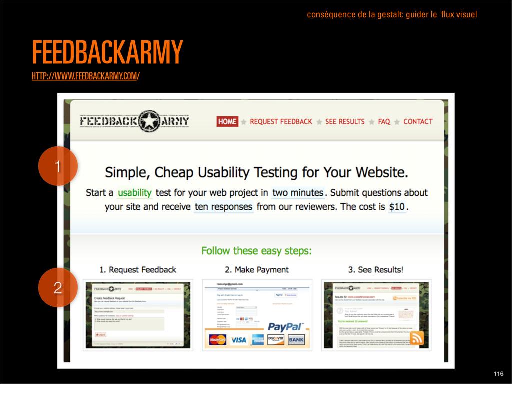1 2 116 FEEDBACKARMY HTTP://WWW.FEEDBACKARMY.CO...