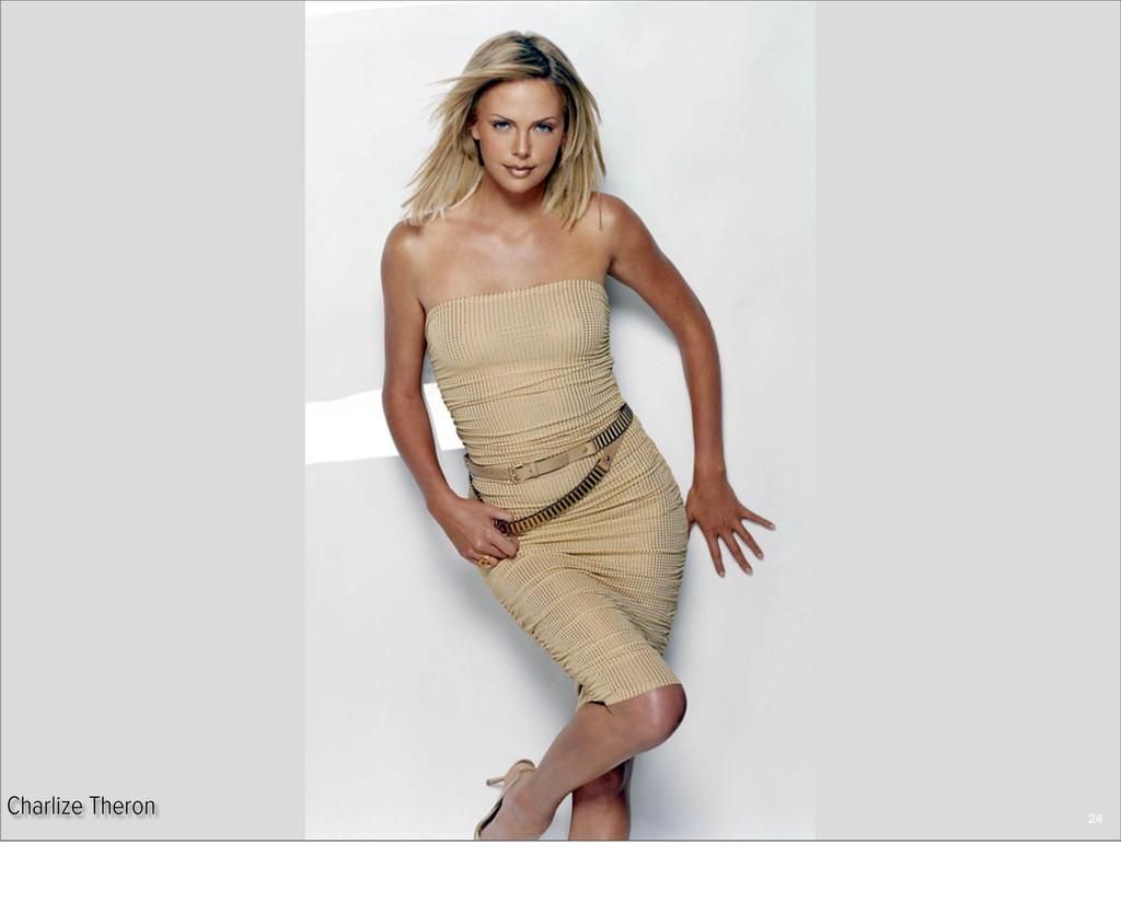 Charlize Theron 24