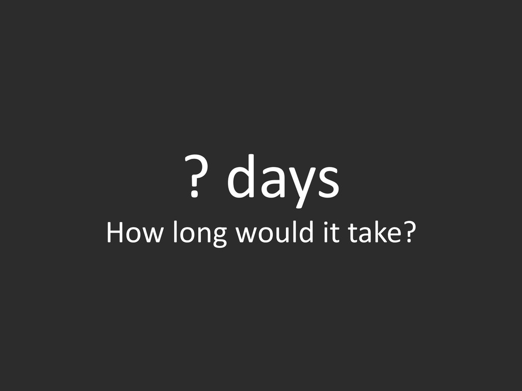 ?	