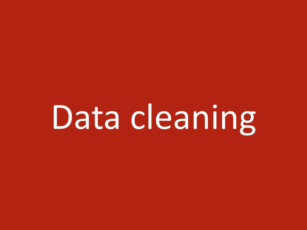 Data	