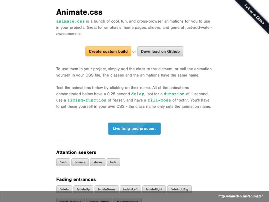 http://daneden.me/animate/