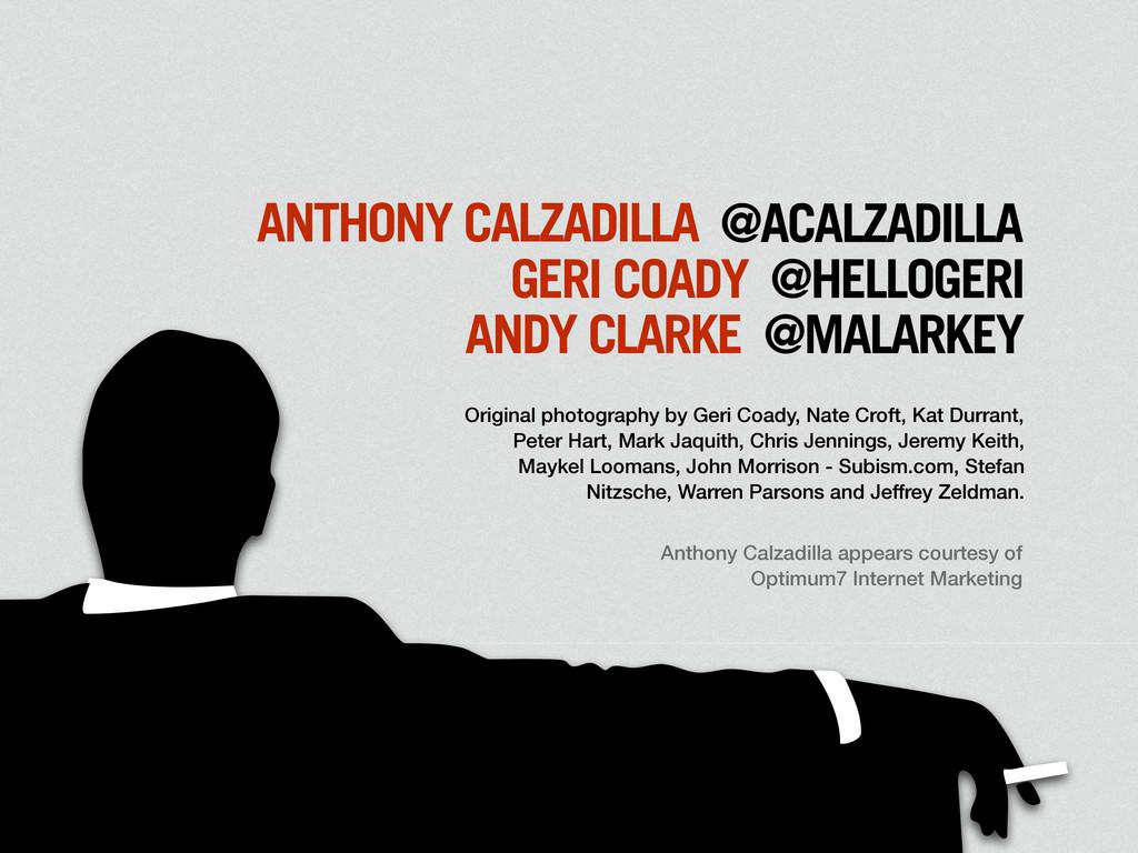 MAD ANTHONY CALZADILLA @ACALZADILLA GERI COADY ...
