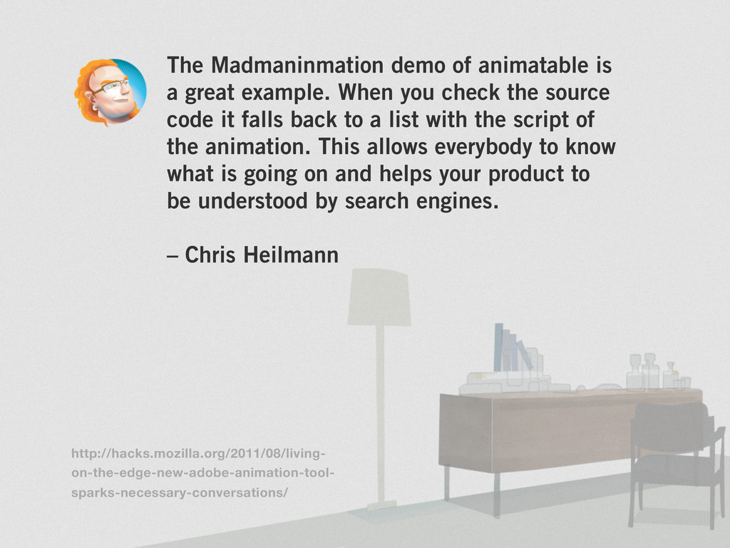The Madmaninmation demo of animatable is a grea...