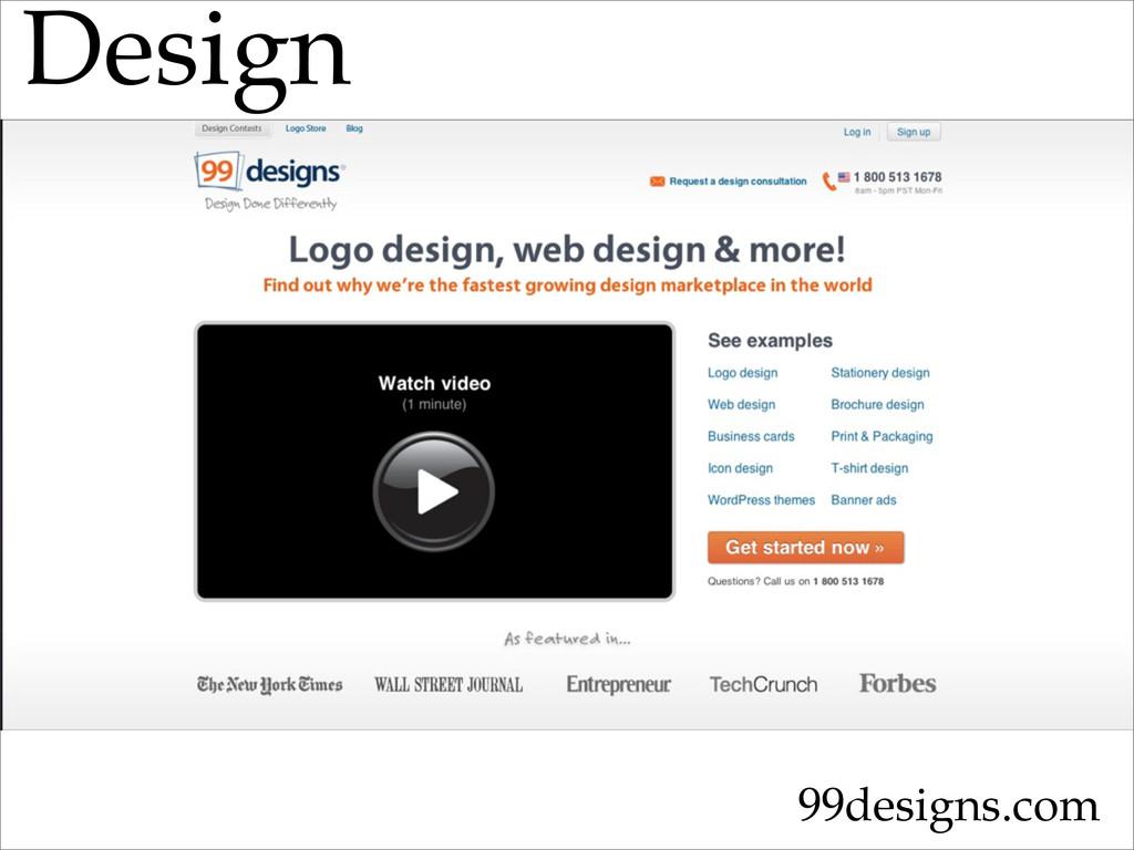 Design 99designs.com