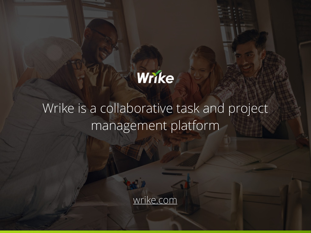 Wrike is a collaborative task and project manag...
