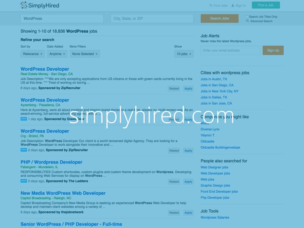simplyhired.com