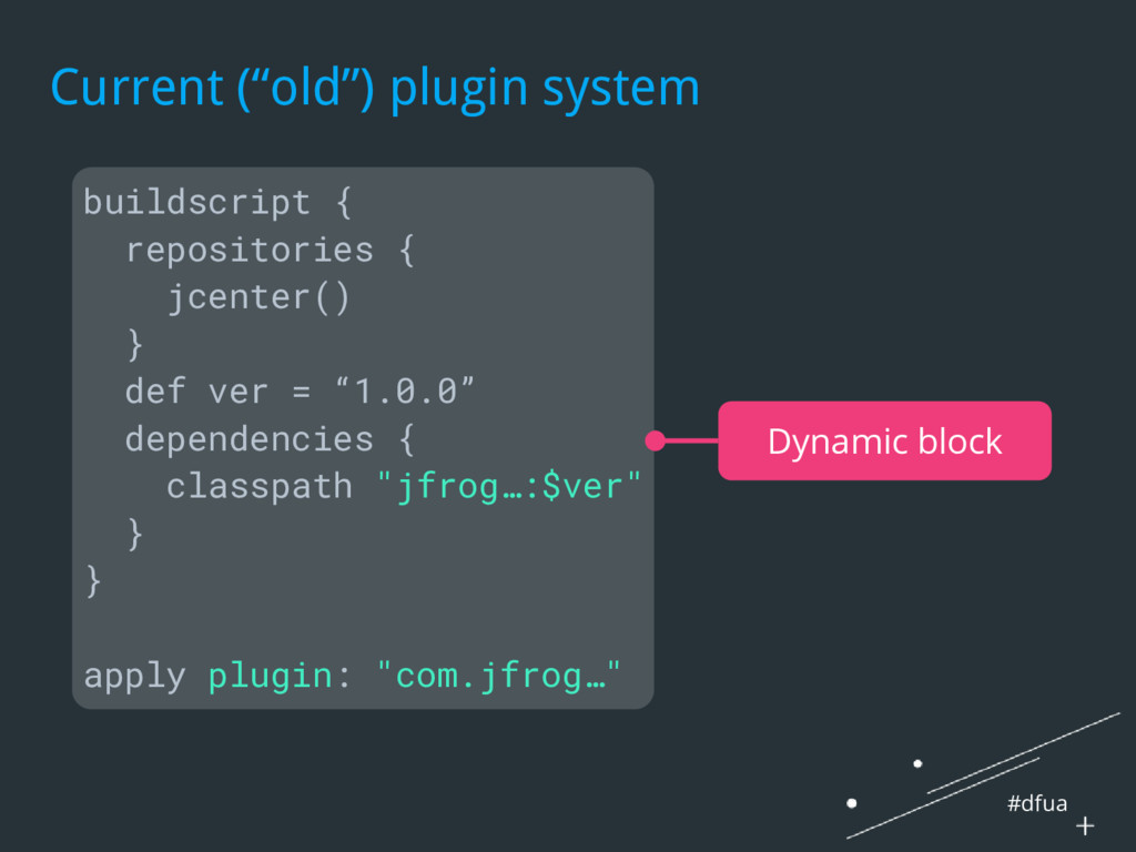 "#dfua Current (""old"") plugin system buildscript..."