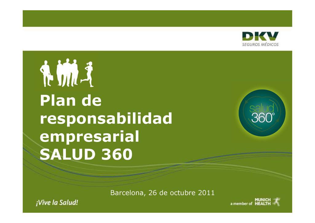 Plan de responsabilidad responsabilidad empresa...