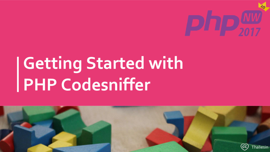 Getting Started with PHP Codesniffer Thaliesin