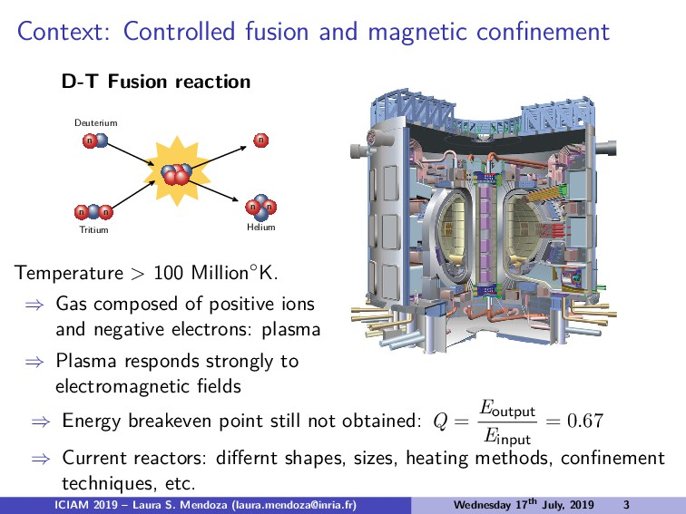 Context: Controlled fusion and magnetic confinem...