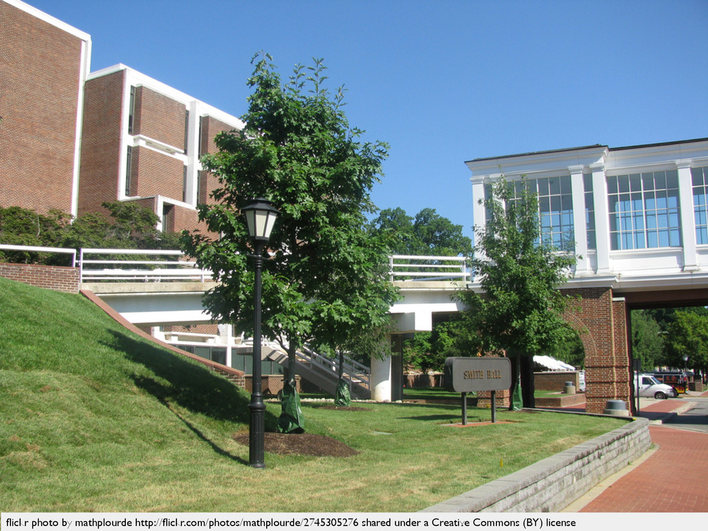 University of Delaware, Smith Hall flickr photo...
