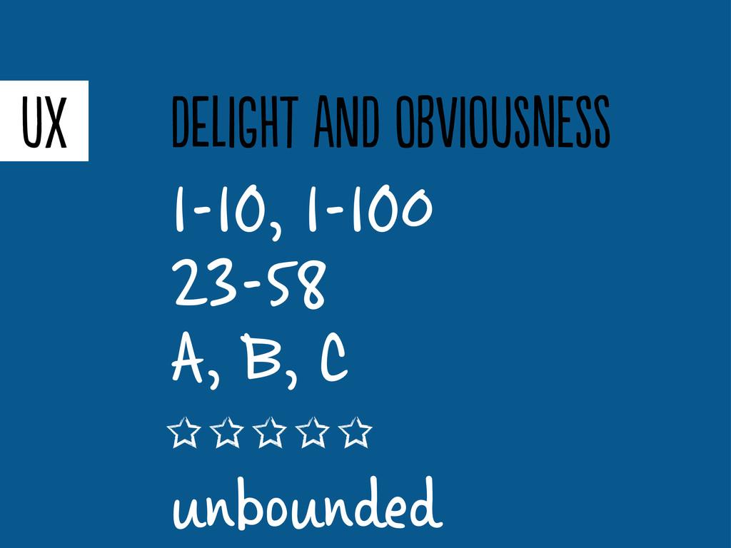 1-10, 1-10 23-58 A, B, C unbounded u DeiHt ...