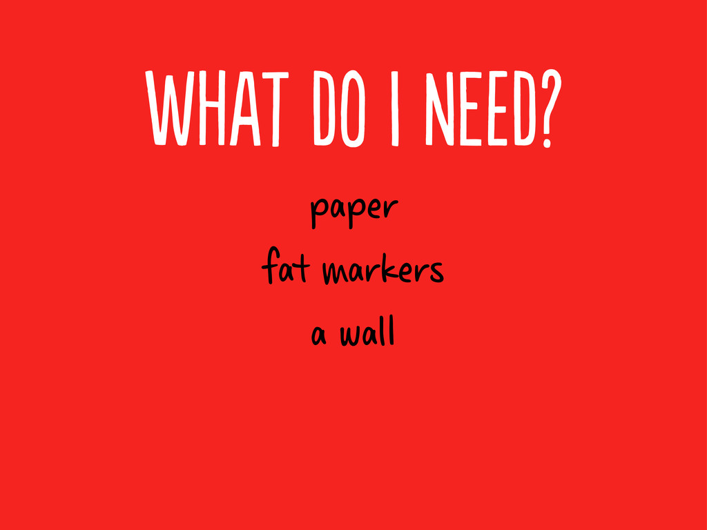 paper fat markers a wal Wt d  Nd?