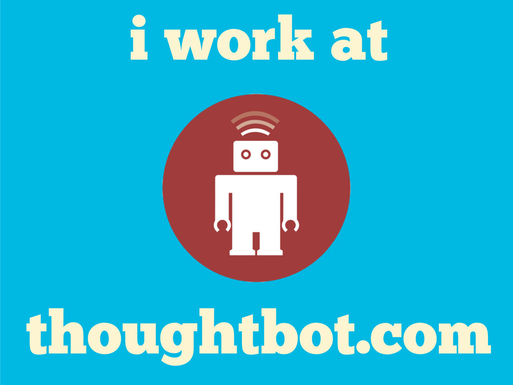 thoughtbot.com i work at