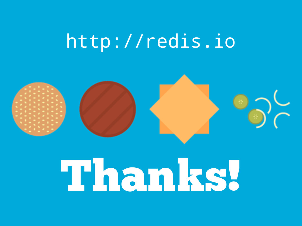 Thanks! http://redis.io